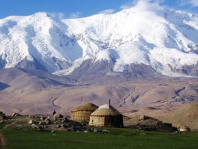 Image of Kunlun Mountains