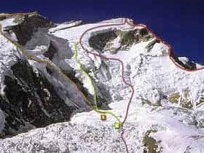 Image of North Face, Annapurna (8 091 m / 26 545 ft)
