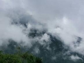 Image of Mount Korga, Mount Korga - Gayong (2 183 m / 7 162 ft)