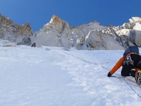 Image of North Face, Tour Ronde (3 792 m / 12 441 ft)