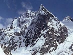Image of Peak Shurovskogo (4 259 m / 13 973 ft)