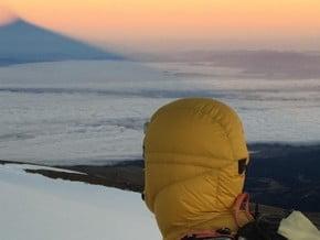 Image of Pico de Orizaba (5 660 m / 18 570 ft)
