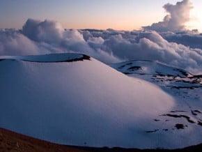 Image of Mauna Kea (4 205 m / 13 796 ft)
