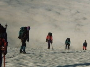 Image of Coleman-Deming Route, Mount Baker (3 286 m / 10 781 ft)