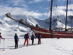 Image of Spitzbergen Ski and Sail