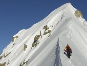 Image of Normal Route, Aiguille Verte (4 122 m / 13 524 ft)