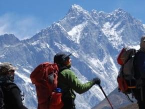 Image of Island Peak Trekking Route, Himalaya