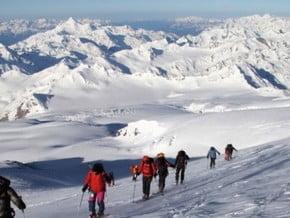 Image of Elbrus Ski Touring, Caucasus Mountains