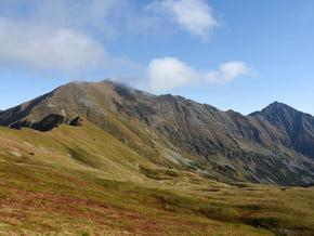 Image of Bystrá (2 248 m / 7 375 ft)