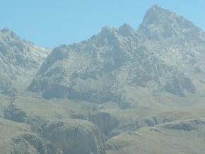 Image of Demirkazık Tepe (3 756 m / 12 323 ft)