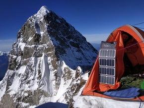 Image of Ushba Traverse (South to North), Ushba (4 700 m / 15 420 ft)
