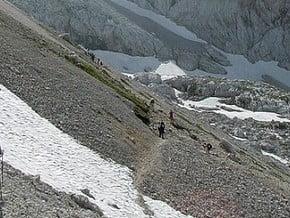 Image of South Face, Triglav (2 864 m / 9 396 ft)