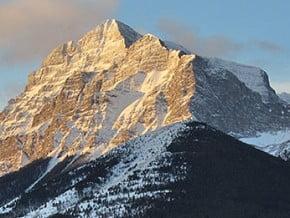 Image of Mount Kidd (2 958 m / 9 705 ft)