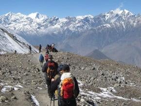 Image of Annapurna Circuit, Himalaya