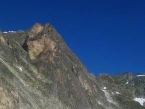 Image of Pointe du Creux Noir - Normal route from Fontanettes (Pralognan), Pointe du Creux Noir (3 155 m / 10 351 ft)