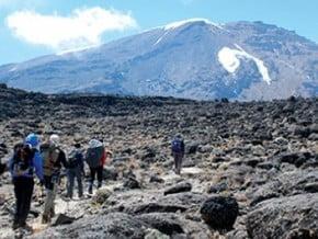 Image of Lemosho, Kilimanjaro (5 895 m / 19 341 ft)