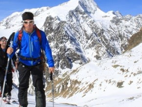 Image of Grand Lui Haute Route Ski Tour, Alps