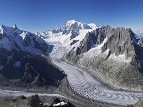 Image of Mont Blanc Massif