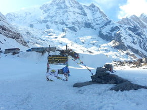 Image of Annapurna Base Camp