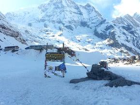 Image of Annapurna Base Camp