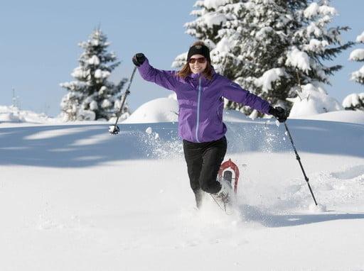Snowshoeing in Krasnaya Polyana