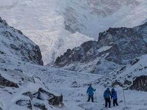 Image of Kanchenjunga Base Camp, Kangchenjunga (8 586 m / 28 169 ft)