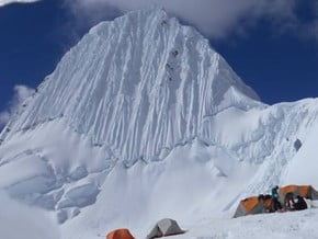 Image of Alpamayo Climbing Peru - Cordillera Blanca Expeditions (5 947 m / 19 511 ft)