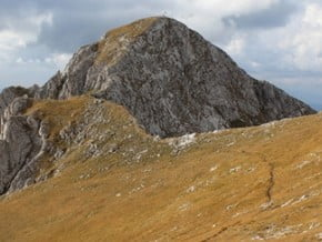 Image of North-East Face, Maglić (2 386 m / 7 828 ft)