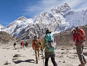 Image of Everest Base Camp Trek, Himalaya
