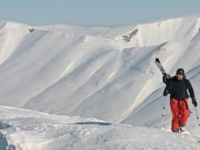 Image of Khibiny Ski Tour, Scandinavian Mountains