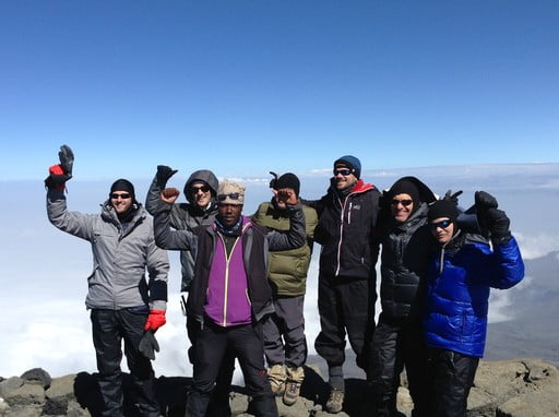 MACHAME ROUTE MOUNT KILIMANJARO 7 DAYS