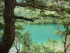 Image of Baduki Lakes Trail, Caucasus Mountains