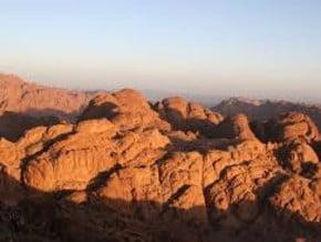 Image of Mount Sinai (2 285 m / 7 497 ft)