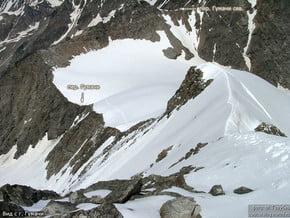 Image of Gumachi (3 805 m / 12 484 ft)