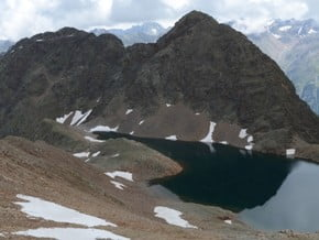 Image of Normal South East Route, Schwarzkogel (3 016 m / 9 895 ft)