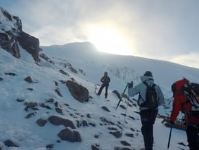 Image of Normal Route, Cayambe (5 790 m / 18 996 ft)