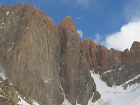 Image of via West Buttress to Crown's tower 6, Crown Peak, Korona (4 860 m / 15 945 ft)