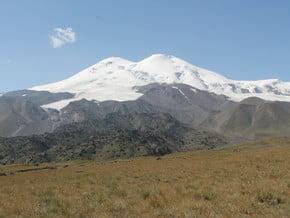 Image of Hiking in Prielbrusye, Caucasus Mountains