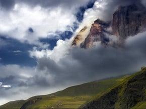 Image of Normal Route, Gora Shalbuzdag (4 142 m / 13 589 ft)
