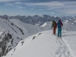 Image of Tour de Soleil Ski Tour, Alps