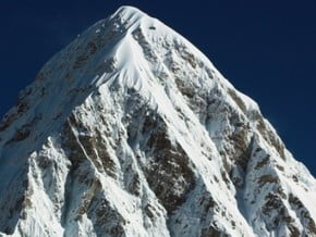 Image of Pumori (7 161 m / 23 494 ft)