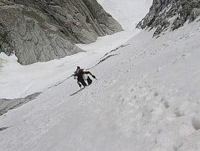Image of North-East Face, Mont Blanc du Tacul (4 248 m / 13 937 ft)