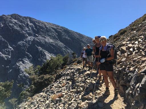 Lefka Ori Mountains Full day Hiking Tour.