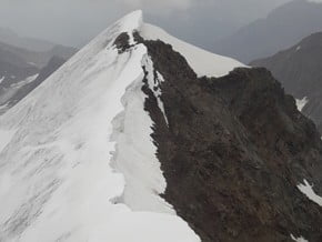 Image of North Face, Wildspitze (3 768 m / 12 362 ft)