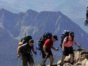 Image of Chogoria, Mount Kenya (5 199 m / 17 057 ft)
