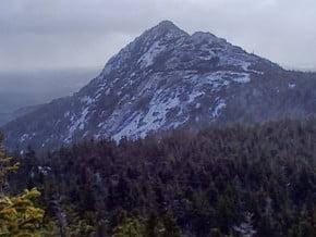 Image of Mount Chocorua (1 060 m / 3 478 ft)