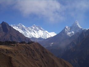 Image of Ama Dablem Expedition, Ama dablem Expedition  (6 812 m / 22 349 ft)