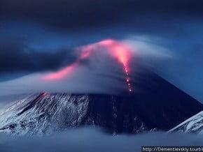 Image of Klyuchevskaya Sopka (4 835 m / 15 863 ft)