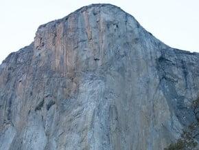Image of El Capitan (2 307 m / 7 569 ft)