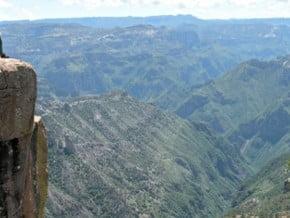 Image of Copper Canyon, North American Cordillera